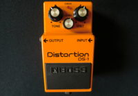 distortion DS-1 effect pedaal