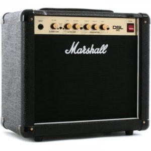 Marshall DSL5C 5 Watt 1×10 inch buizen gitaarversterker combo