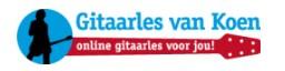 Online Gitaarles Gitaar leren spelen