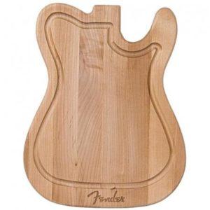 Gitaar cadeau Fender snijplank telecaster