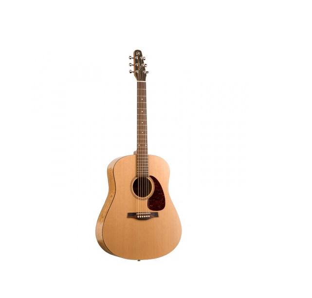 Western gitaar met brede hals