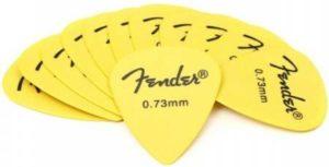 gitaar leren spelen elektrisch of akoestisch plectrum