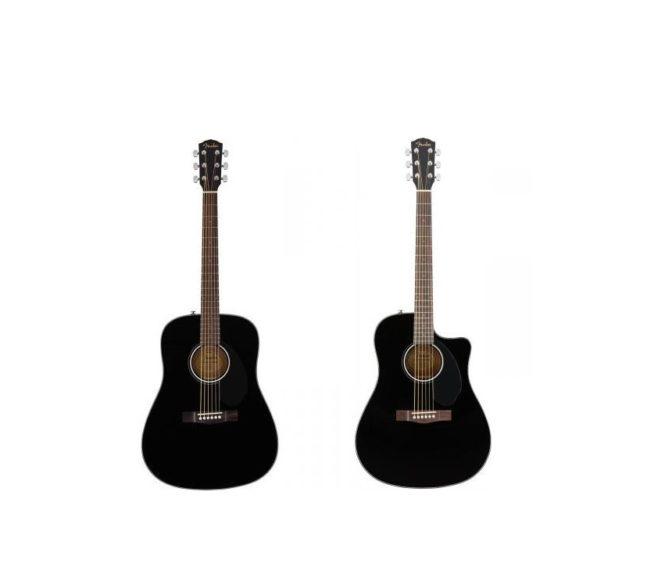 Fender CD 60 BK