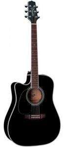 Beste akoestische gitaar onder 1000 euro Takamine EF341SC-LH