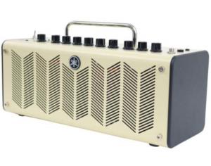 Beste kleine gitaarversterker Yamaha THR10 kopen Draagbare mini gitaarversterker op batterijen Portable gitaarversterker