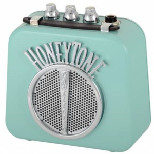 Draagbare mini gitaarversterker op batterijen Danelectro N-10 Honeytone Portable gitaarversterker