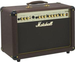 Beste akoestische gitaarversterker Marshall AS50D 50W Beste akoestische gitaarversterkers
