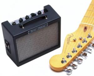 Gitaar cadeau Fender MD20 Mini Deluxe Amplifier Cadeau voor gitaarliefhebber